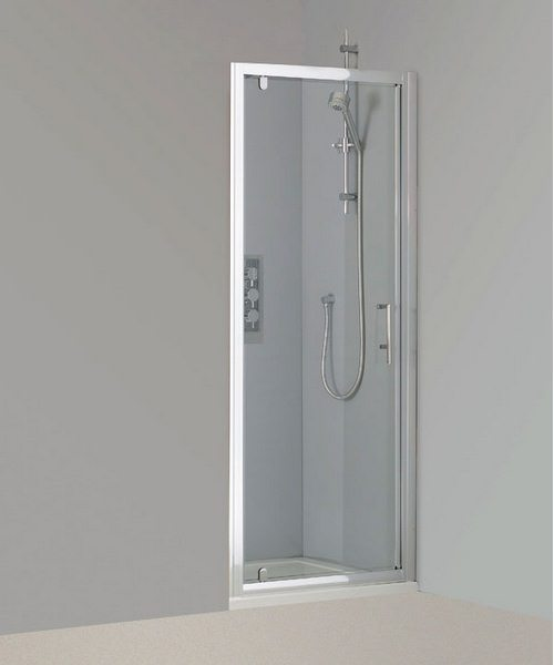 Phoenix Pivot Shower Door 760mm