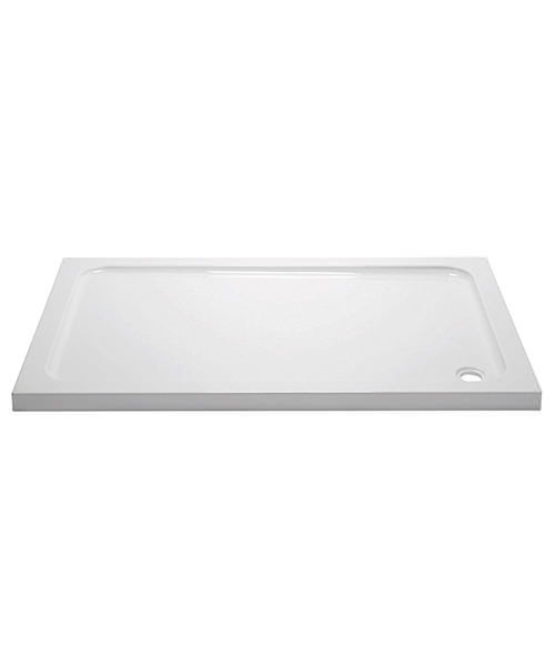 Aquadart Rectangular 900 x 760mm Shower Tray