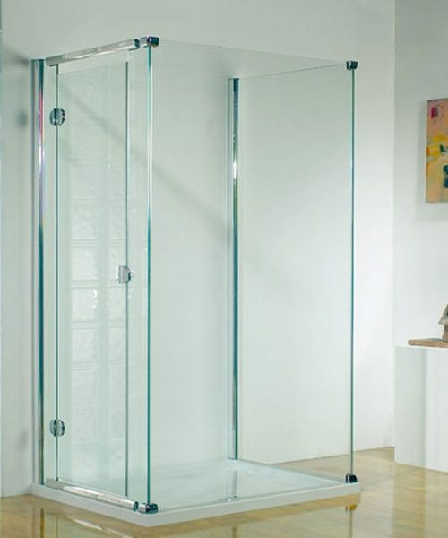 Kudos Infinite Left Hand Straight Hinged Door 1500mm
