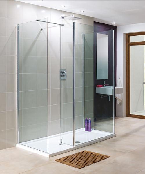 Lakes Coastline Rhodes Shower Panel 1050mm x 2000mm