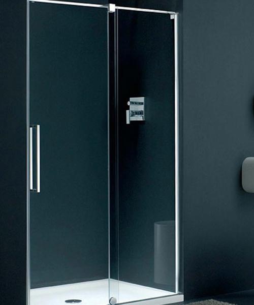 Lakes Italia S-Lite Barletta Frameless Sliding Door 1000mm