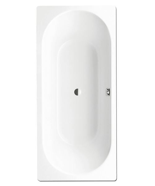 Kaldewei Ambiente Classic Duo 109 Double Ended Steel Bath 1800 x 750mm