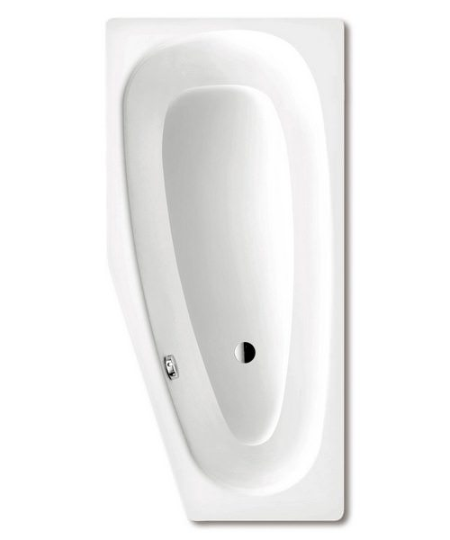 Kaldewei Advantage Mini 834 Right Handed Steel Bath 1570 x 700mm