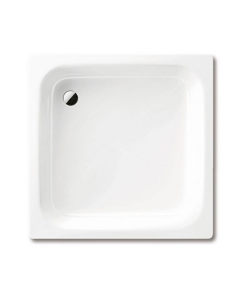 Kaldewei Advantage Sanidusch 900 x 750mm Steel Shower Tray