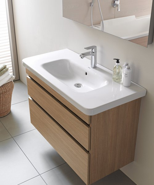 Duravit DuraStyle 800mm Vanity Unit With 850mm Basin