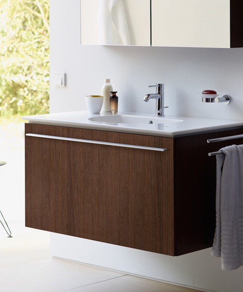 Duravit X-Large 1 Drawer 600mm Vanity Unit For Console