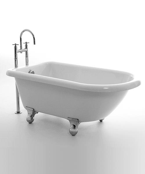 Royce Morgan Orlando 1505 x 770mm Single Ended Freestanding Bath With Feet