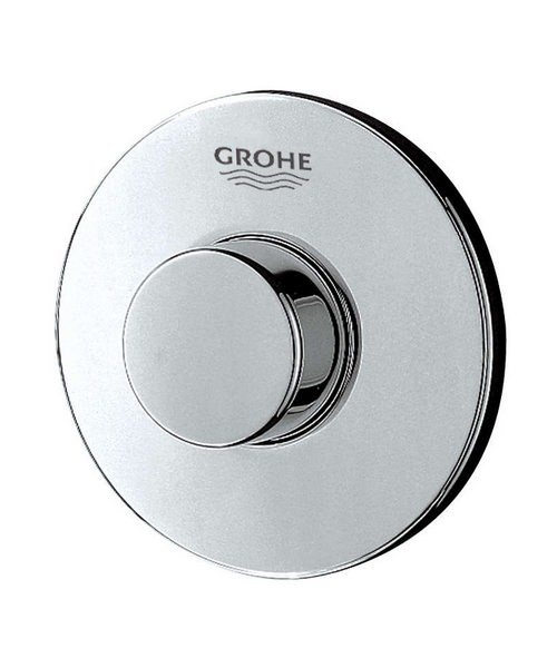 Grohe Single Flush Air Push Button For Removable Shelf