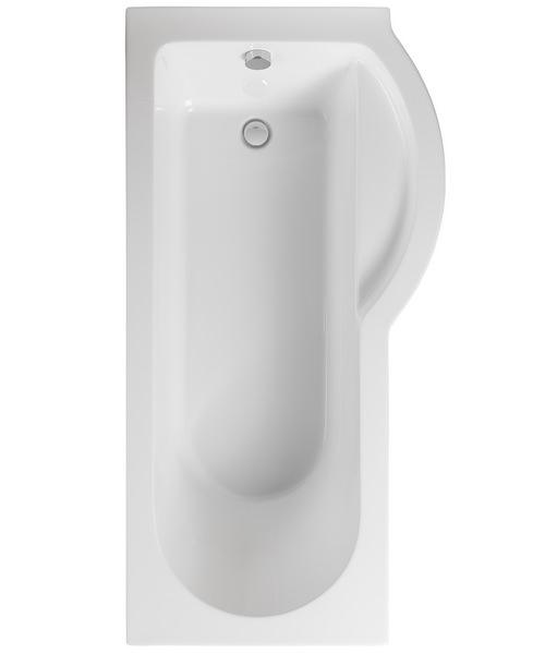 Pura Arco 1700 x 850mm Right Hand Shower Bath