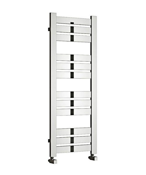 Reina Riva 500 x 620mm Designer Radiator Chrome