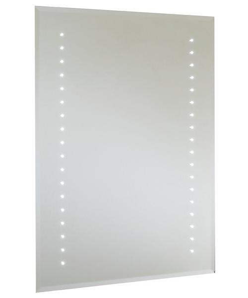RAK Rubens Demistable LED 500 x 700mm Mirror Portrait