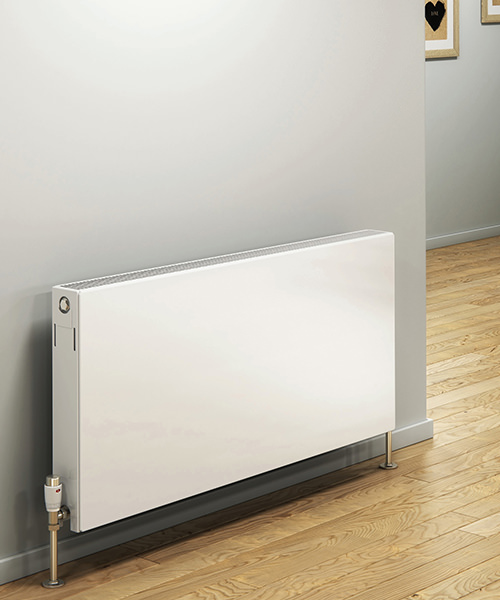 Reina Panflat Type 11 Flat Panel 400 x 400mm Steel Radiator
