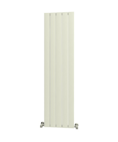 Reina Savona 280 x 1800mm Vertical Aluminium Radiator White