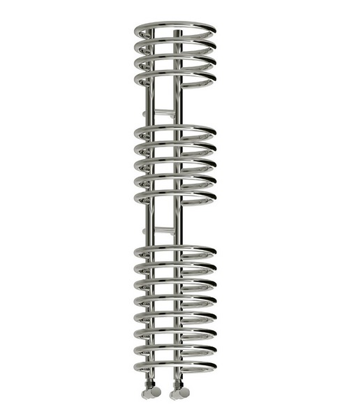 Reina Claro Chrome Designer Radiator 300 x 900mm
