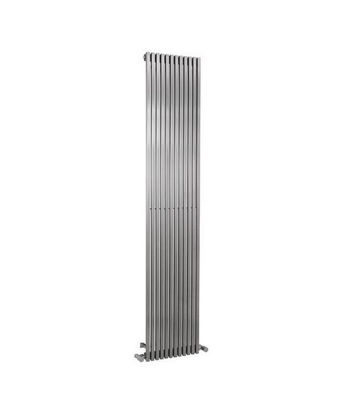 Reina Odin Stainless Steel 230 x 2000mm Designer Radiator