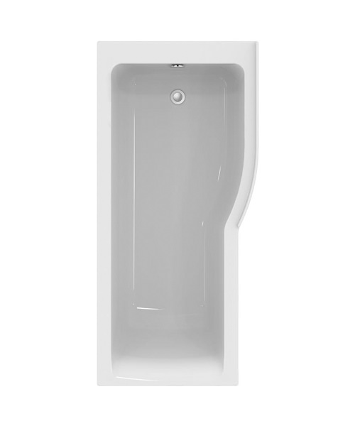 Ideal Standard Concept Air 1700 x 800mm Right Hand Idealform Shower Bath