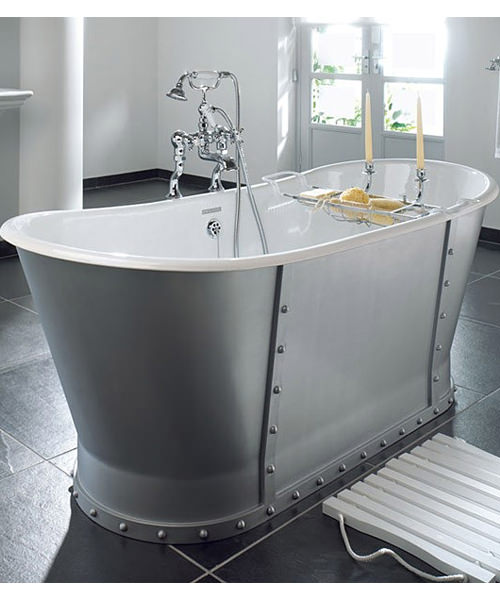 Imperial Baglioni Cast Iron Luxury Bath 1700mm x 725mm