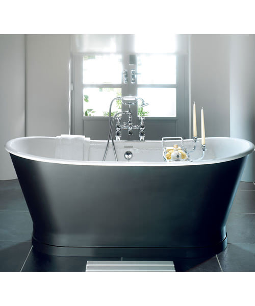 Imperial Radison Cast Iron Freestanding Luxury Bath 1700 x 725mm