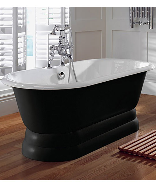 Imperial Marriot Cast Iron Double Ended Bath 1700 x 780mm