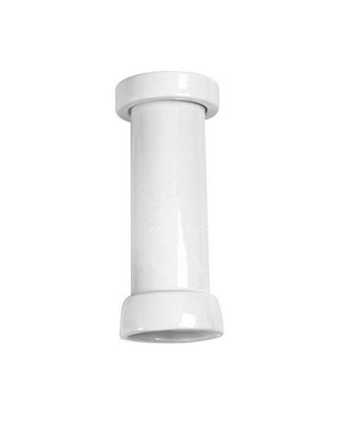 Imperial Ceramic WC Pan Connector Straight 236mm