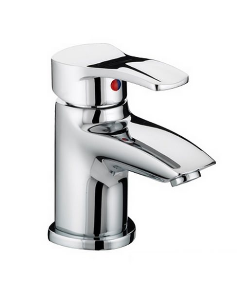Bristan Capri Eco Click Basin Mixer Tap With Pop-Up Waste