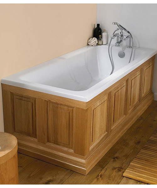 Imperial Astoria Deco Acrylic Bath 1695 x 750mm