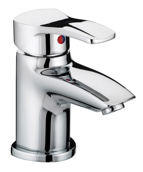 Bristan Capri Basin Mixer Tap With Pop-Up Waste