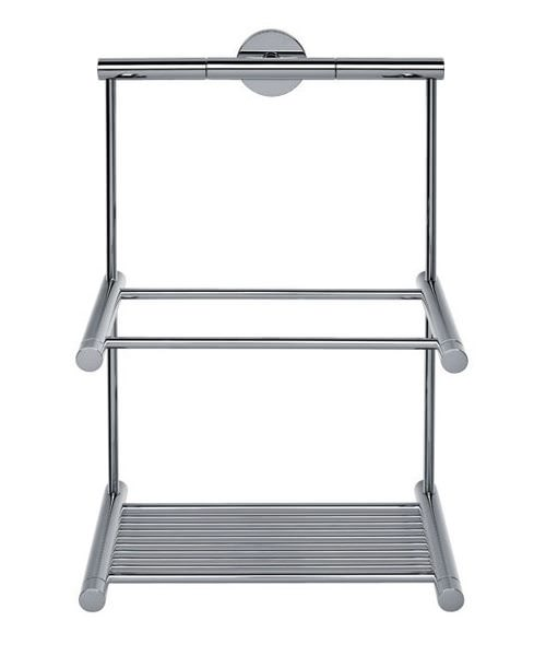 Imperial Lei Shower Tidy Chrome Plated