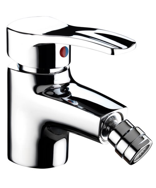Bristan Capri Bidet Mixer Tap With Pop-Up Waste