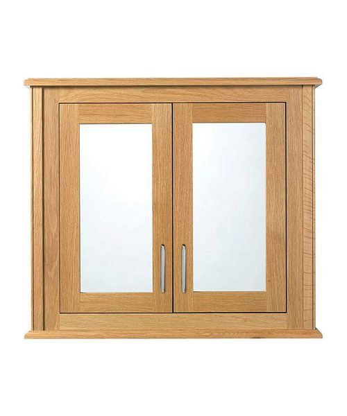 Imperial Thurlestone 2 Door Wall Cabinet With Mirrors 730 x 600mm