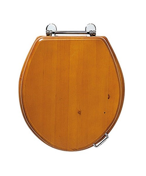 Imperial Oval Toilet Seat With Standard Hinge