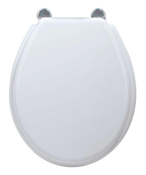Imperial Drift Standard Toilet Seat White
