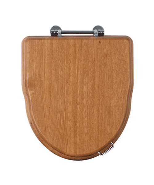 Imperial Oxford Toilet Seat With Standard Hinge