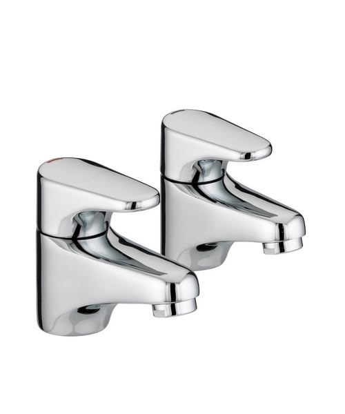 Bristan Java Bath Taps Pair