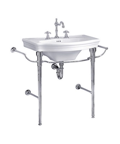 Imperial Firenze Large Basin 705mm With Basin Stand