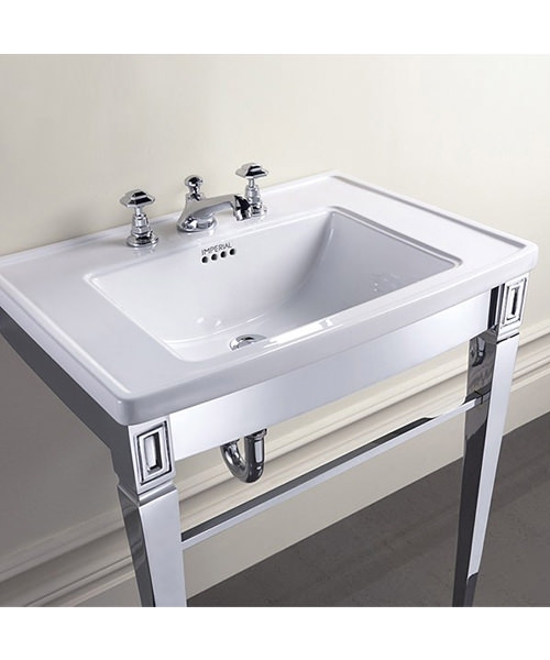 Imperial Adare Basin Stand And Radcliffe Vanity Basin