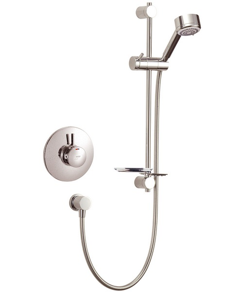 Mira Select BIV Built In Valve Thermostatic Mixer Shower Chrome