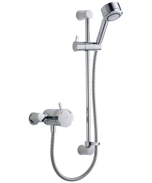 Mira Discovery Concentric EV Exposed Valve Thermostatic Shower