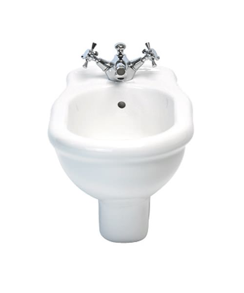 Imperial Etoile Wall Hung Bidet One Tap Hole
