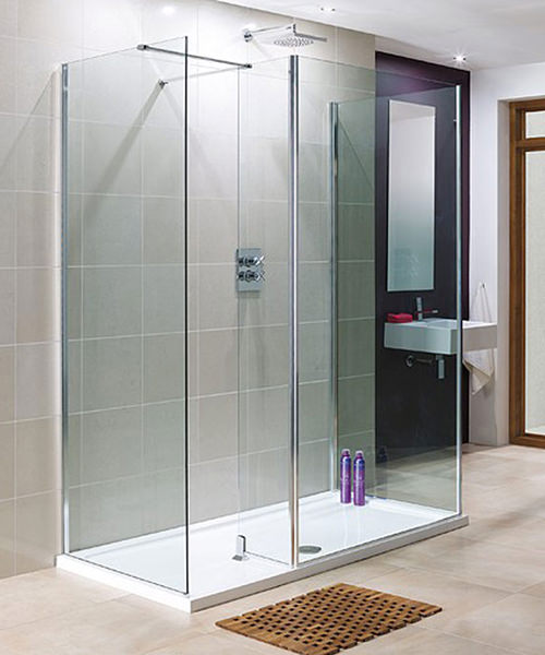 Lakes Coastline Rhodes Shower Panel 750mm x 2000mm