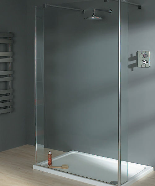 Lakes Italia Modula Celino Walk In Shower Enclosure 1200 x 800mm