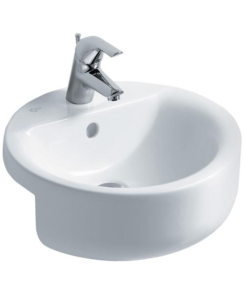 Ideal Standard Concept Sphere 450mm Semi-Countertop Basin
