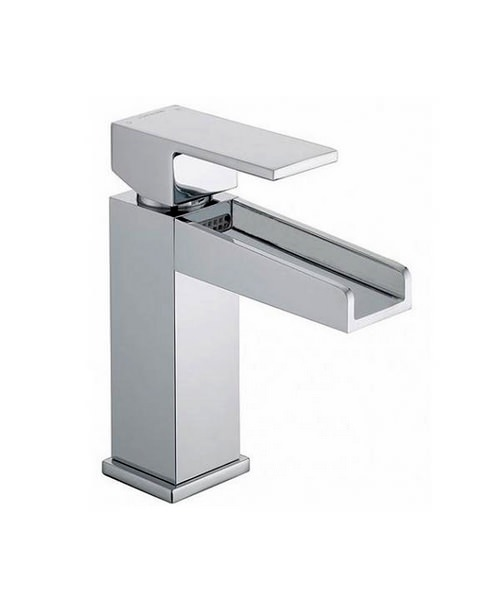 Bristan Hampton Basin Mixer Tap Without Waste