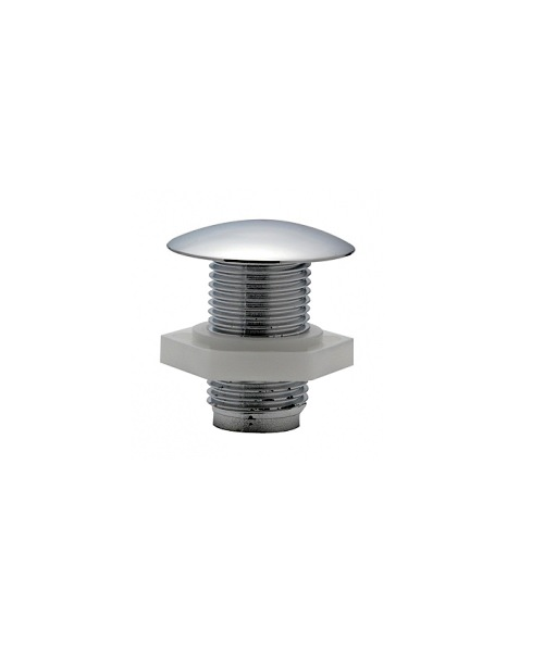 Tre Mercati Plastic Cistern Stopper Chrome