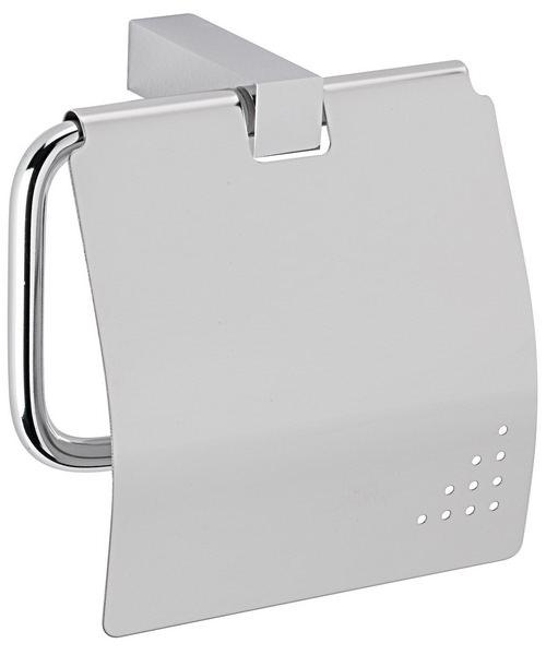 Tre Mercati Turn Me On Covered Toilet Roll Holder Chrome
