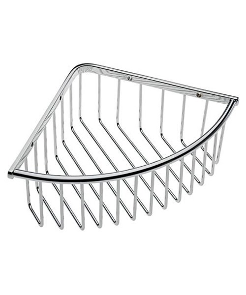 Tre Mercati Miscellaneous Wall Mounted Deep Triangular Corner Basket