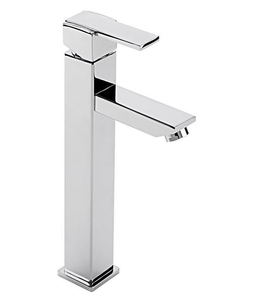 Tre Mercati Turn Me On Mono Sink Mixer Tap Chrome