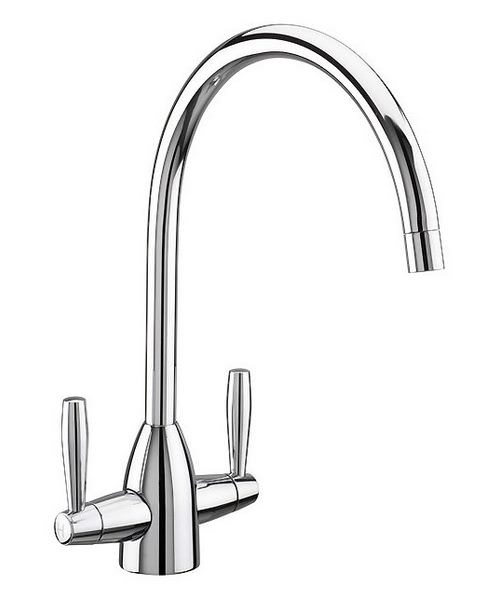 Tre Mercati Enzo Mono Sink Mixer Tap Chrome