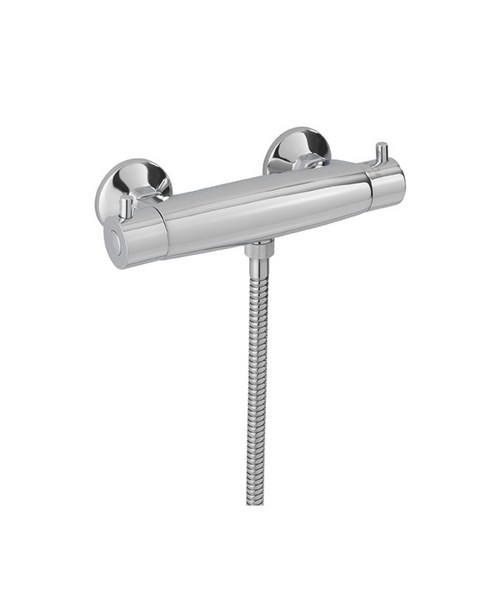 Tre Mercati Brighton Exposed Thermostatic Shower Valve Chrome