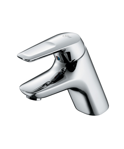 Ideal Standard Ceramix Blue Basin Mixer Tap